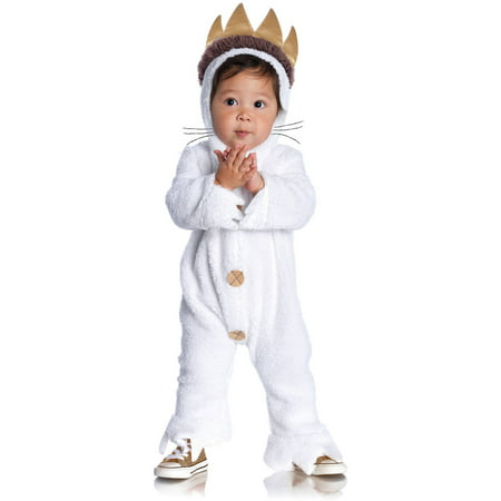 Leg Avenue Baby Where the Wild Things Are Max - 12 18 Month Halloween Costumes