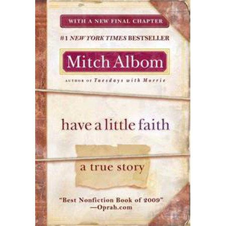 Have a Little Faith - eBook