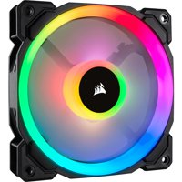 Corsair LL120 RGB 120mm Dual Light Loop RGB LED PWM Fan - Single Pack