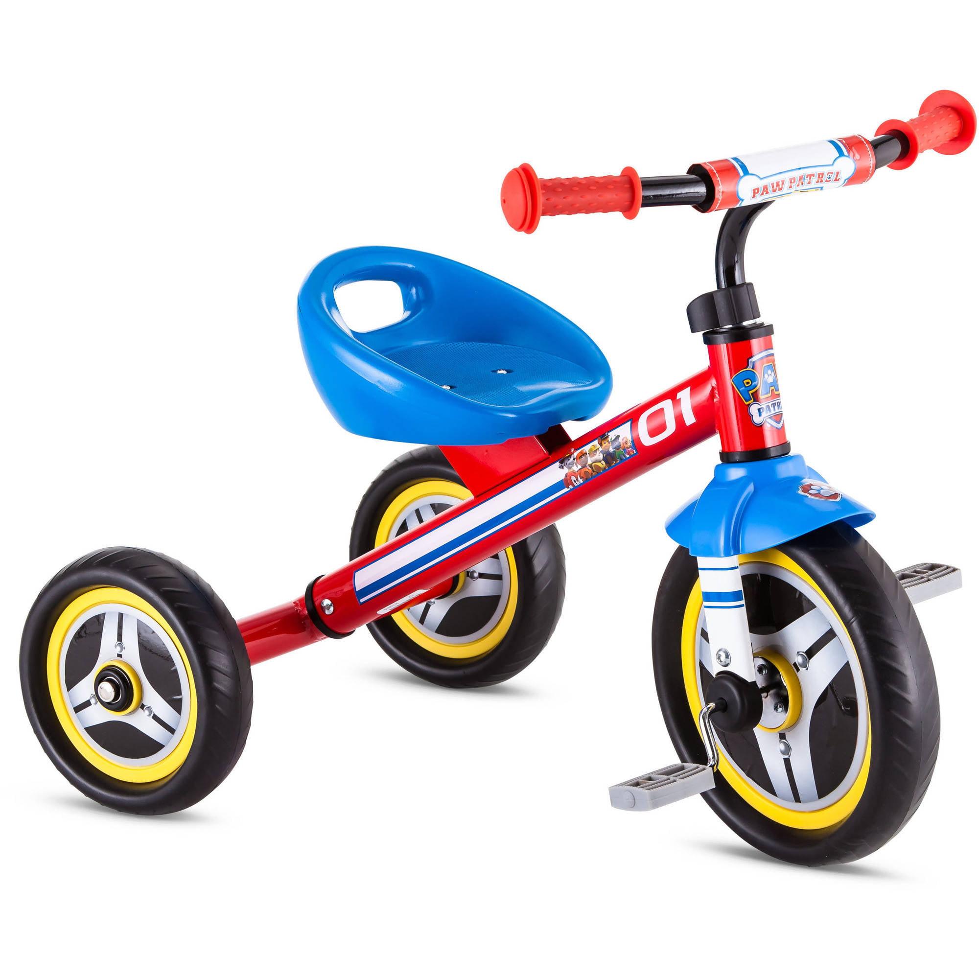 Paw Patrol Ryder Tricycle