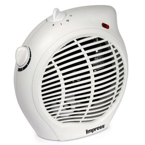 Impress 1500-Watt Compact Fan Heater