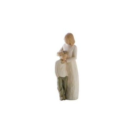 Mother and Son Willow Tree Figurine by Susan Lordi New Demdaco 26102 ()