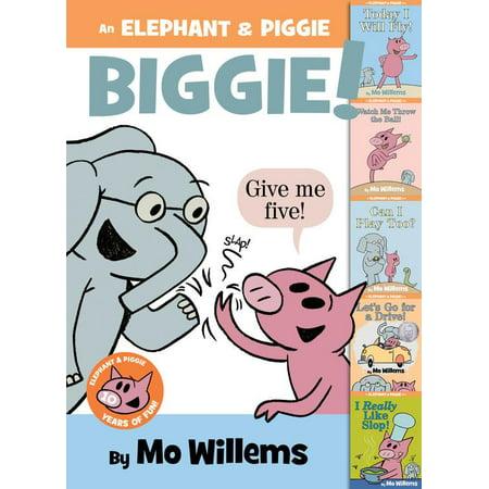 An Elephant & Piggie Biggie! (Hardcover)