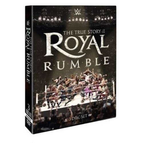 WWE: True Story Of Royal Rumble (Widescreen) by WARNER HOME VIDEO