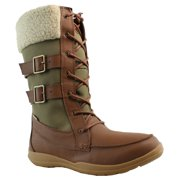New Kamik Womens Addams Tan Snow Boots Size 10