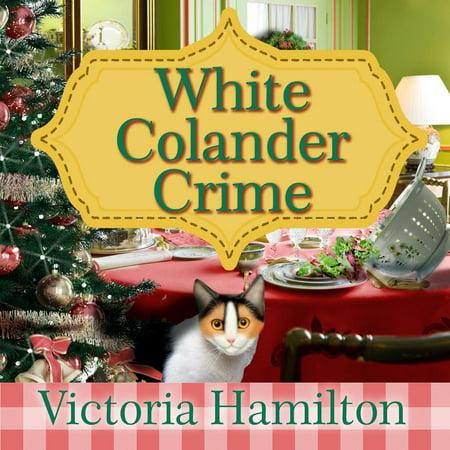 White Colander Crime - Audiobook