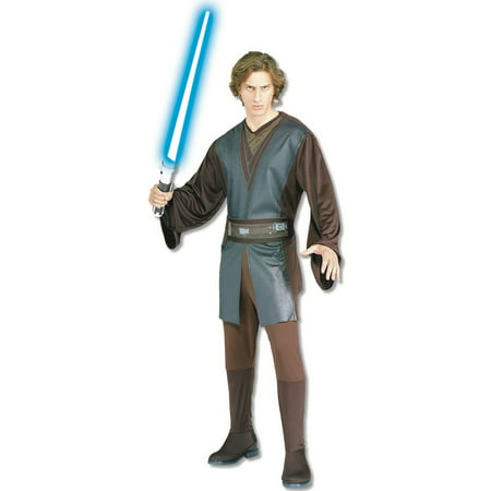 Star Wars Anakin Skywalker Adult Costume - Anakin Skywalker Costume Adults