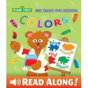 Get Ready for School: Colors (Sesame Street Series) - eBook