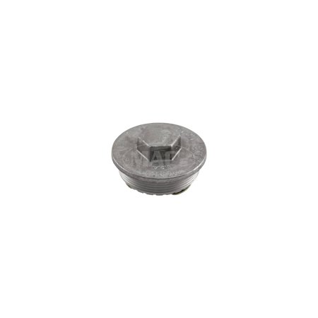 MACs Auto Parts Premier  Products 49-25190 Master Cylinder Filler Cap - Metal - Wagner Stamping - FordOnly