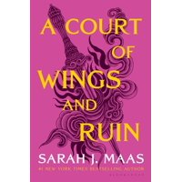 Court of Thorns and Roses: A Court of Wings and Ruin (Series #3) (Paperback)