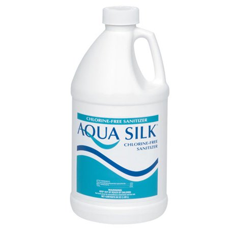 advantis Aqua Silk Chlorine-Free Pool Sanitizer - 1/2 gallon