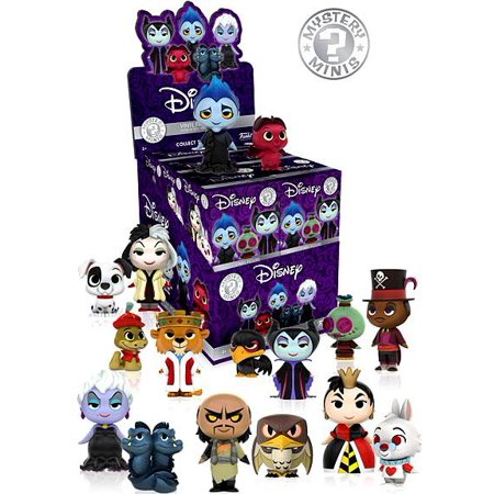 Funko Disney Villains Mystery Minis Mystery Box [12 Packs] - Disney Female Villians