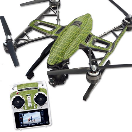 Skin Decal Wrap for Yuneec Q500 & Q500+ Quadcopter Drone Croc Skin
