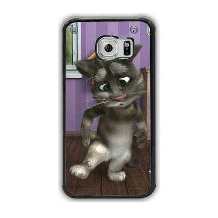 Talking Tom Cat Galaxy S7 Edge Case