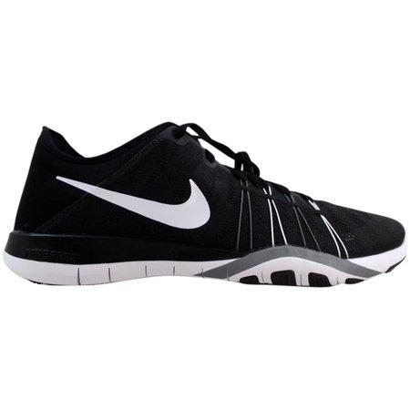 finest selection b6b2c c93b4 Nike Free TR 6 Black White-Cool Grey 833413-001 Women s Size 5 - Walmart.com