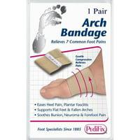 Pedifix Arch Bandage/Pair Small