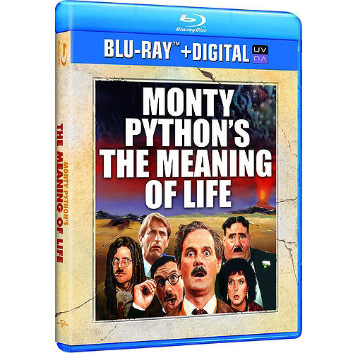 Monty Python's The Meaning Of Life: 30th Anniversary Edition (Blu-ray   Digital HD) (With INSTAWATCH)