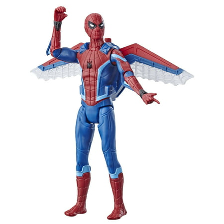 Ram Man Figure (Spider-Man: Far From Home Concept Series Glider Gear Spider-Man 6-Inch Action Figure)