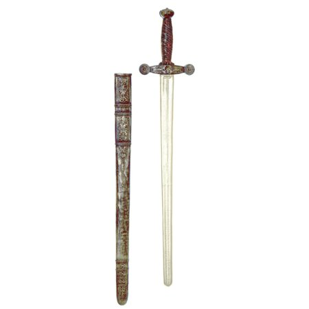 Renaissance Knight Halloween Costume Accessory Toy Sword
