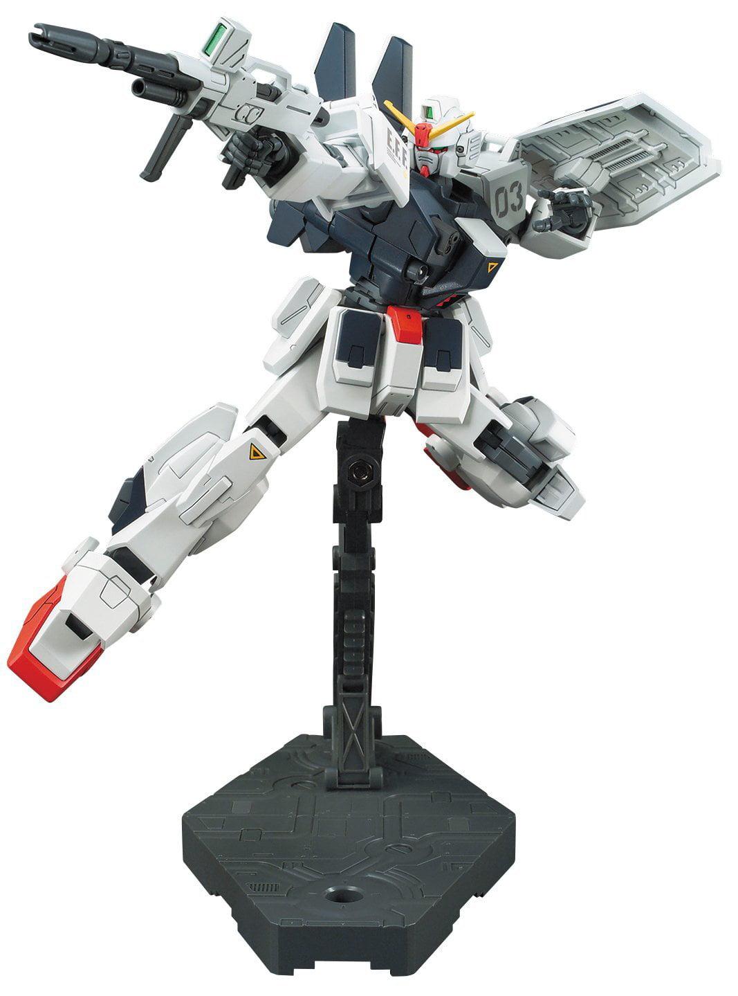 Gundam: The Blue Destiny Blue Destiny Unit 3 Exam High Grade 1:144 Scale Model Kit by
