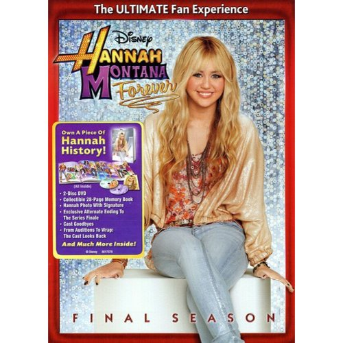 Hannah Montana Forever: The Final Season (With Tribute Book) (Widescreen)