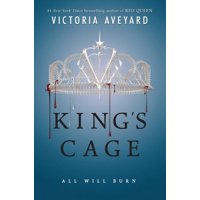 Red Queen: King's Cage (Hardcover)