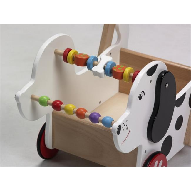 Original Toy Company 50290 5 inch Doggy Baby Walker