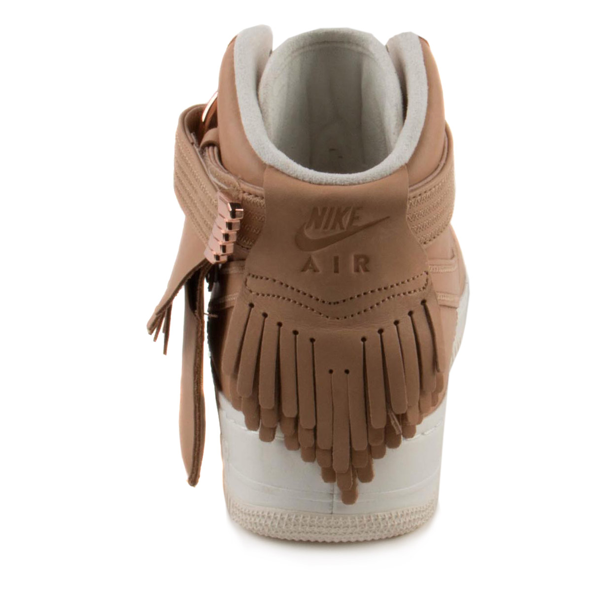"""Nike Mens Air Force 1 High SL """"5 Decades of Basketball"""" Vachetta 919473-200"""