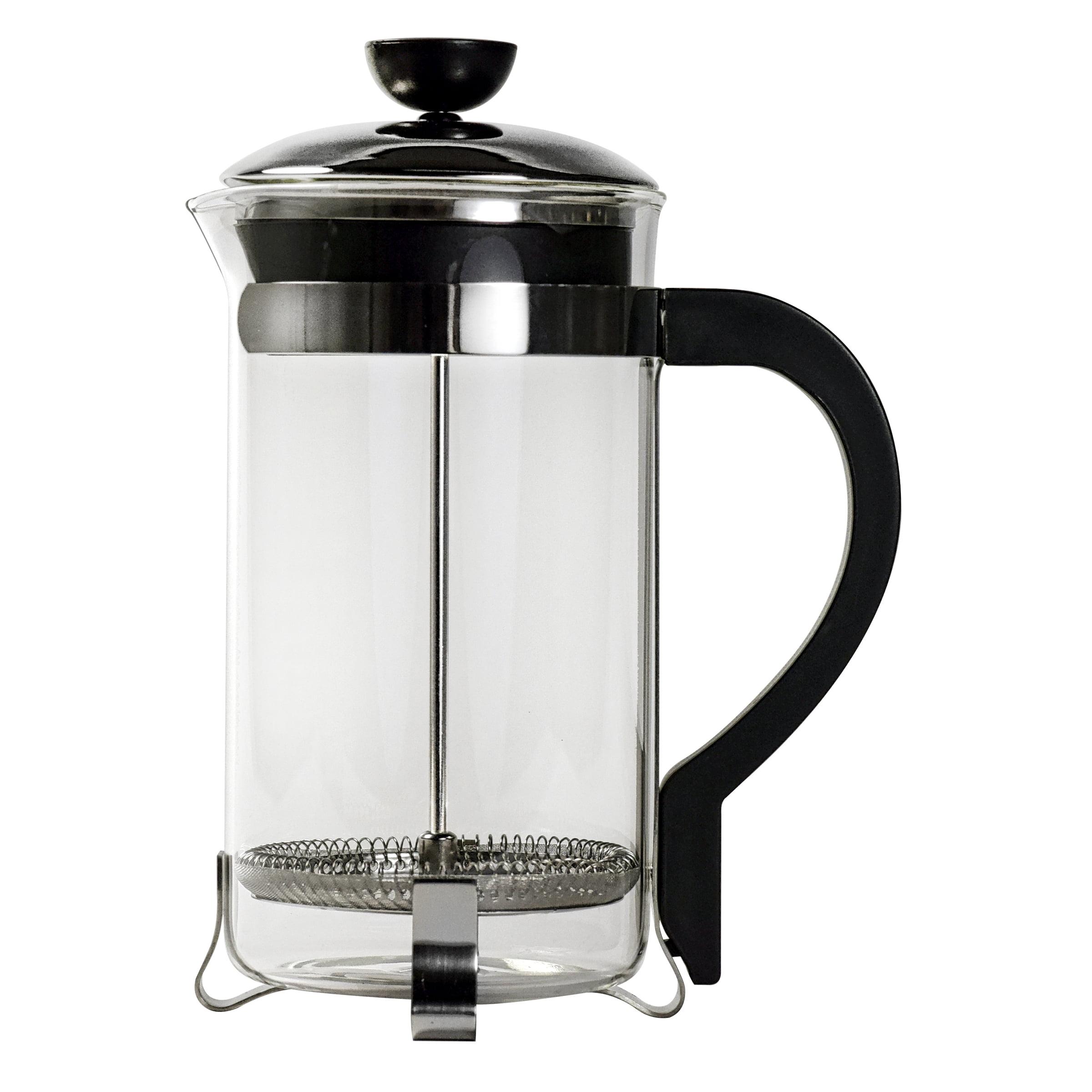 Primula Classic Coffee French Press, 8 Cup, 32 Oz, Chrome