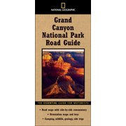 National geographic road guide to grand canyon national park: 9780792266426