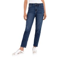 Time and Tru Women's Straight Leg Ankle Jean