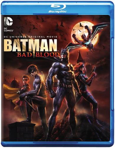 Batman: Bad Blood (Blu-ray + DVD) by