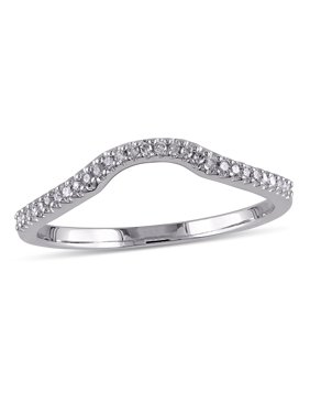 Miabella Wedding Bands For Her Walmart Com