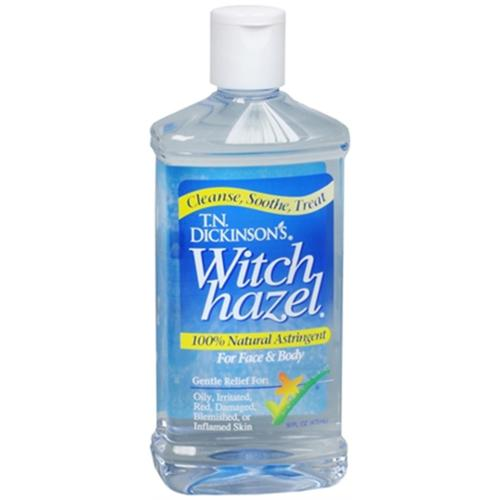 Dickinson's Witch Hazel All Natural Astringent 16 oz (Pack of 2)