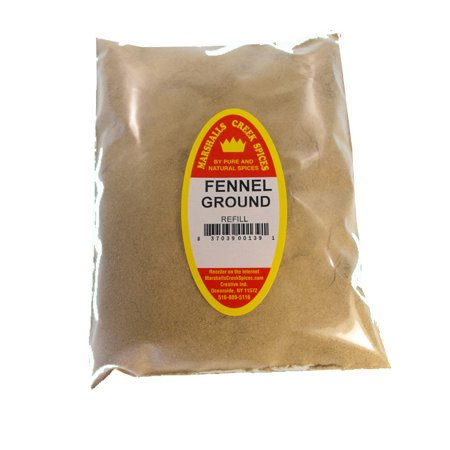 Marshalls Creek Spices Xl Fennel Ground Refill