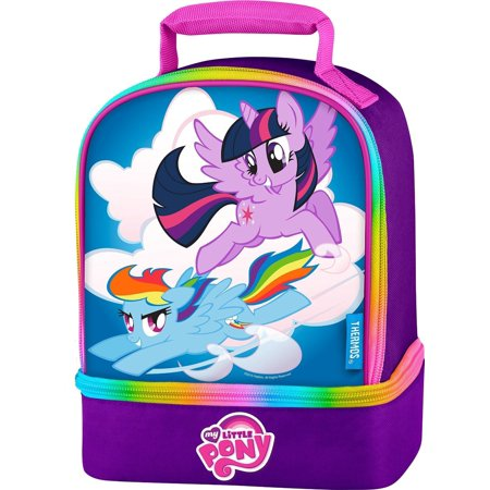 Thermos Dual Compartment Lunch Kit, My Little Pony -