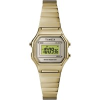 Timex Women's Classic Digital Mini Stainless Steel Expansion Band Watches