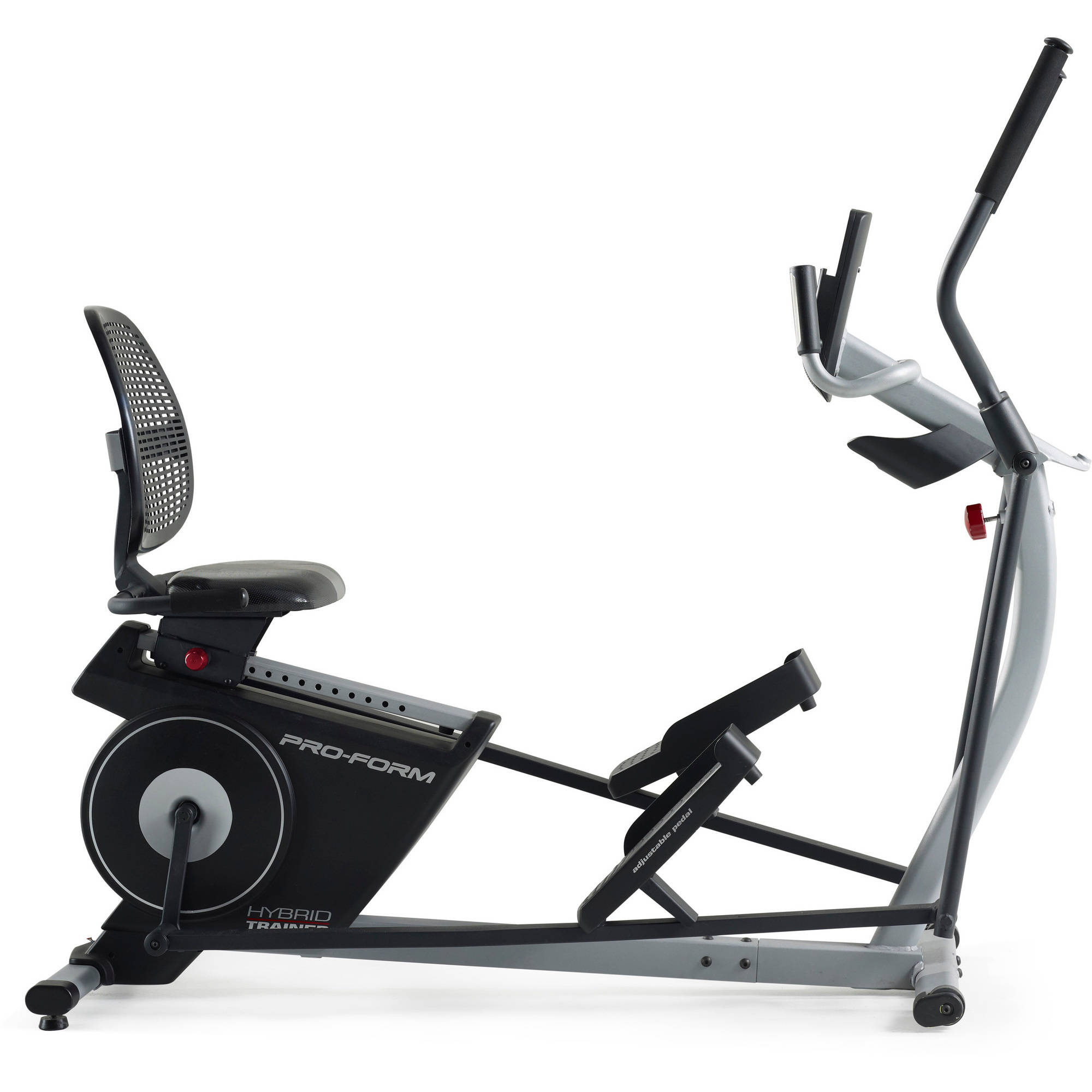 ProForm Hybrid Trainer 2-in-1 Elliptical and Recumbent Bike ...