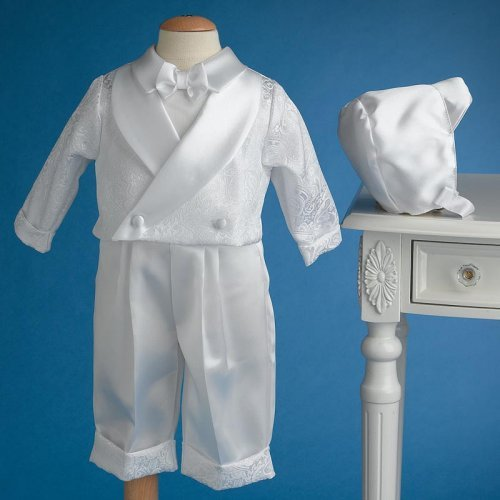 Josef Satin Christening Outfit