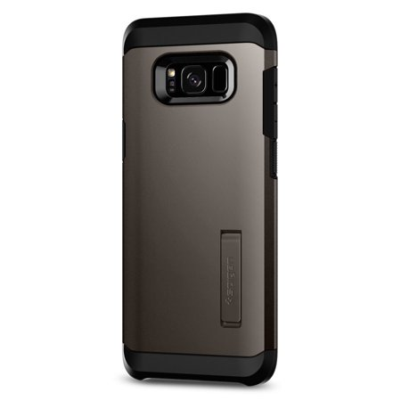 the latest 5ab6b da388 Spigen Tough Armor Galaxy S8 Case with Kickstand and Extreme Heavy ...