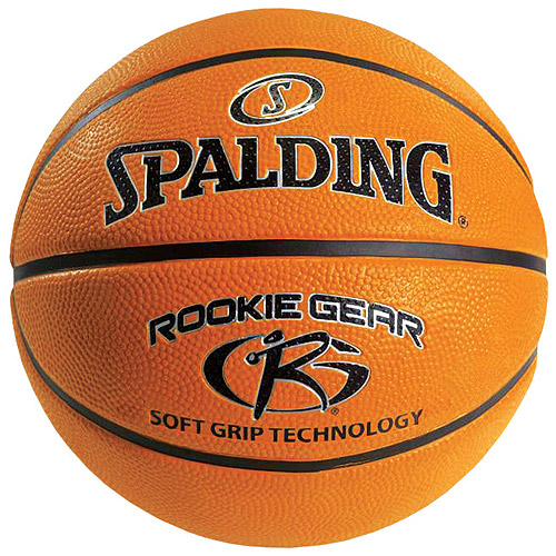 "Spalding Rookie Gear SGT 27.5"" Basketball"