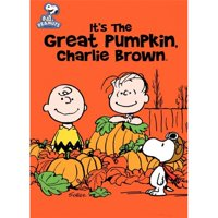 Pop Culture Graphics MOVEI7548 Its A Great Pumpkin Charlie Brown Movie Poster Print, 27 x 40