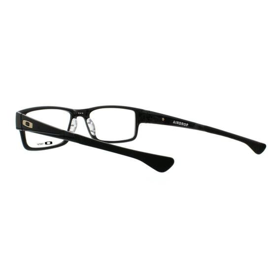 71abe7cb63b7f OAKLEY Eyeglasses AIRDROP (OX8046-0255) Black Ink 55MM - Walmart.com