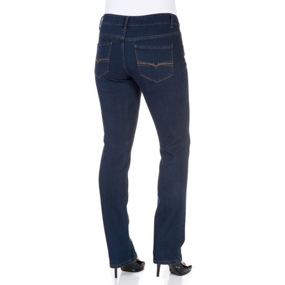 366880ee25a Faded Glory - Women s Straight Leg Jeans Available in Regular ...