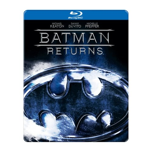Batman Returns (Blu-ray) (Steelbook Packaging) (Widescreen)