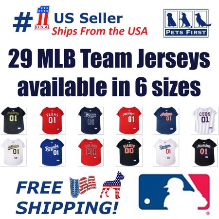 Pets First MLB New York Yankees Mesh Jersey for Cats & Dogs