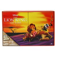 Retro '90s Disney Lion King Board Game ( Deluxe Wooden Edition)