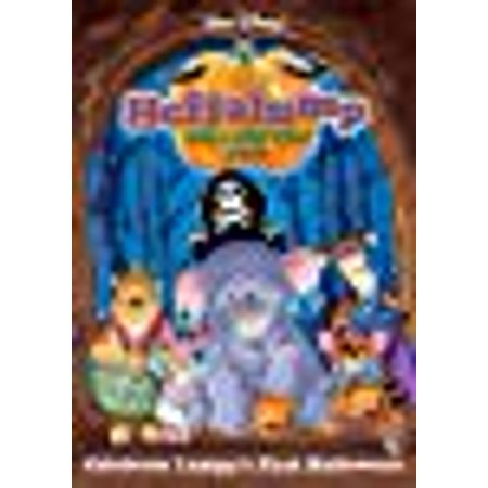 Pooh's Heffalump Halloween Movie - Halloween Movie Reviews