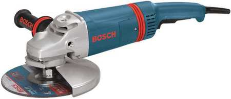 BOSCH 1893-6 Angle Grinder, Single, 15A, 9 in. dia. by Bosch