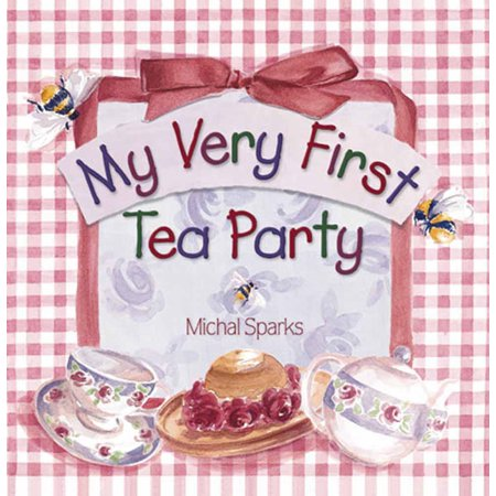 My Very 1st Tea Party (Board Book) - Halloween Classroom Party Ideas First Grade